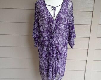 Diane von Furstenberg Chiffon Dress