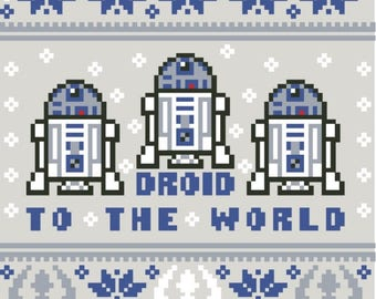 R2D2 Droid to the World Sampler