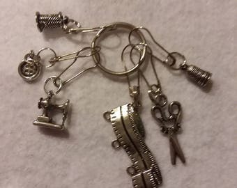 Sewing notions stitch markers