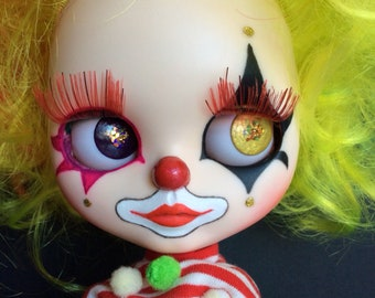 Clown custom Blythe
