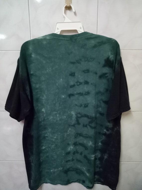 grunge plant VINTAGE jimmy Uk rare LED t original tie ZEPPELIN dye promo robert tee page shirt 7r78UwqTx