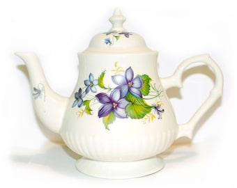 Price Kensington English Tea Pot by BigMuddyVintageShop