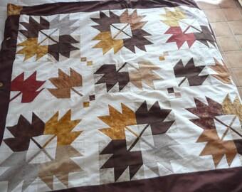 hand made patchwork for edredon