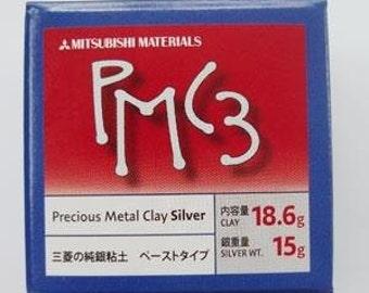 PMC Paste - fine silver paste - silver clay paste