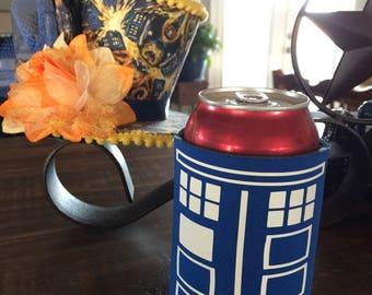 TARDIS Drink Sleeve