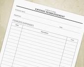 Expense Reimbursement For...