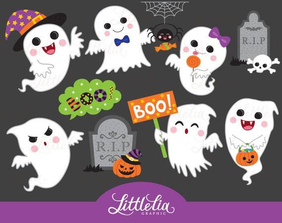 cute ghost ghost clipart halloween clipart 16060 rh etsy com cute ghost clipart images cute ghost clipart free