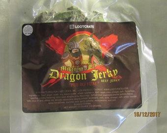 Mickey's Dragon Jerky
