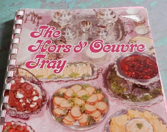 Kitschy 1970's Hors d'Oeuvre Cookbook!