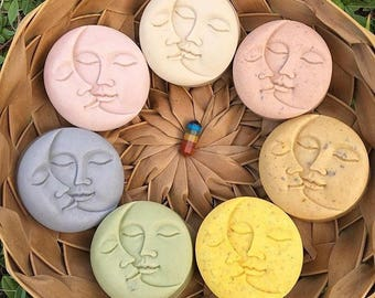 Chakra Soap Collection - 7 Organic Soap