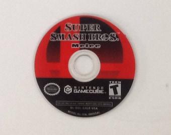 Super Smash Bros Melee! Gamecube