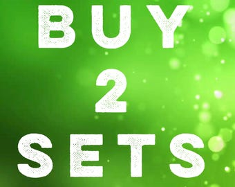 Buy 2 Sets and Save