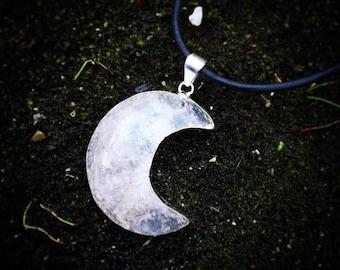 Rose Quartz Moon