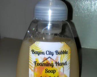 Silky Foaming Hand Soap - Pick your favorite scent