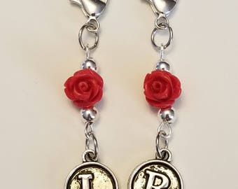 Red Rose Left and Right Markers