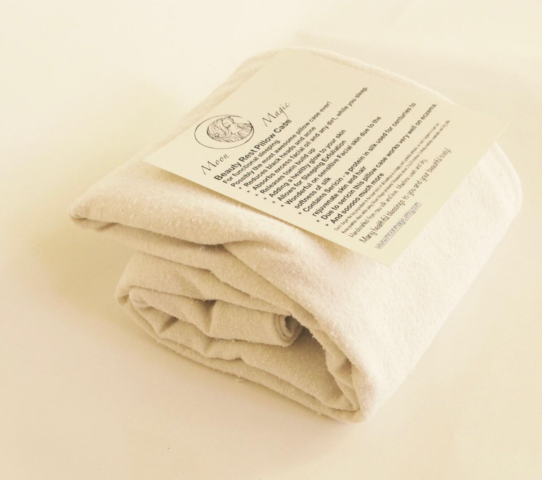 Raw Silk Pillow Case Rejuvenate Your Skin While Sleeping