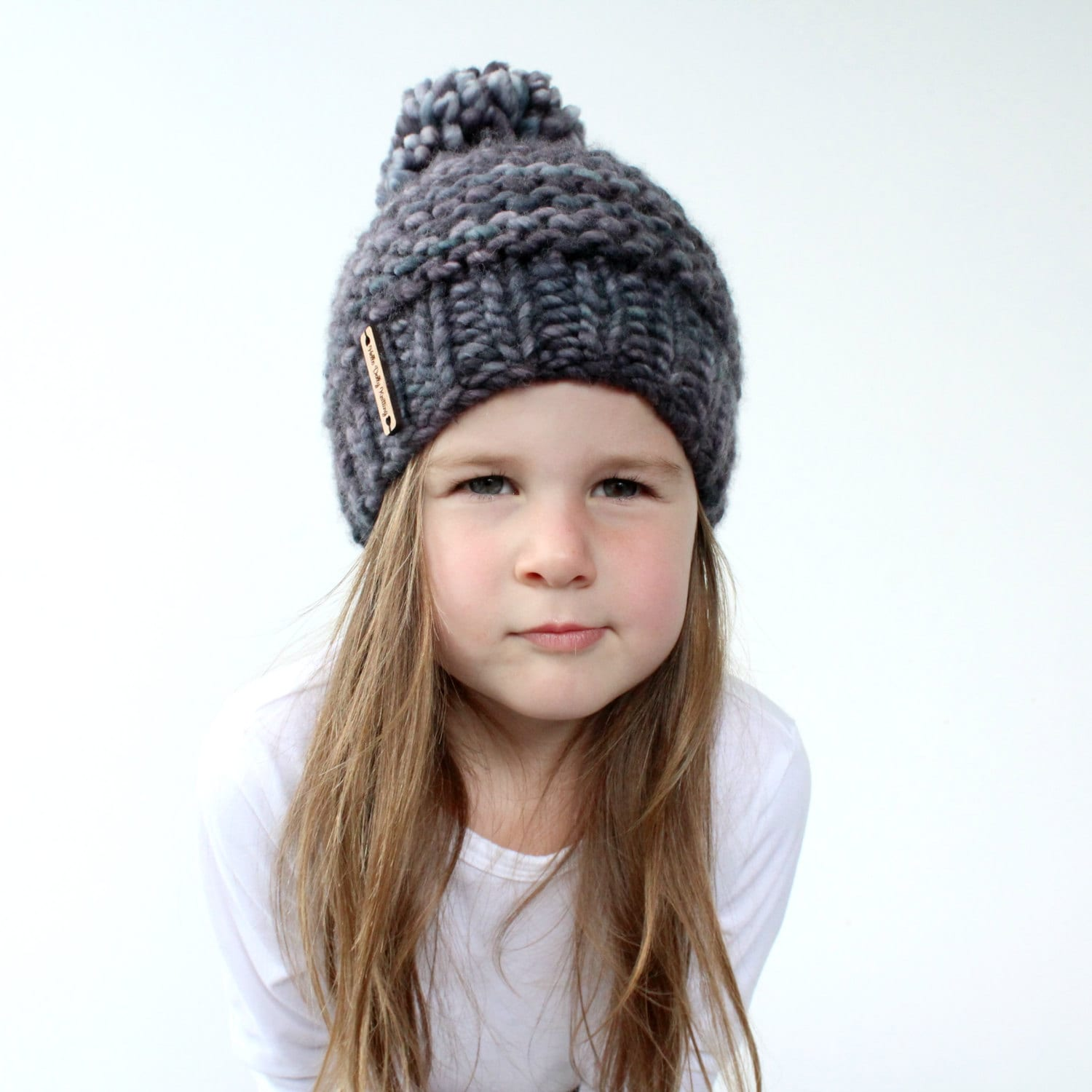 Chunky knit hat pattern pdf knitting pattern super bulky beanie this is a digital file dt1010fo