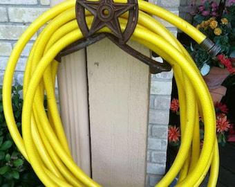 Hose Or Rope Holder, Water Hose Storage, Horseshoe Rope Holder, Rope  Organizer,