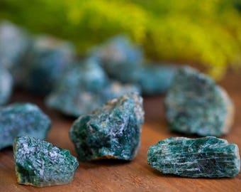 Natural Green Apatite