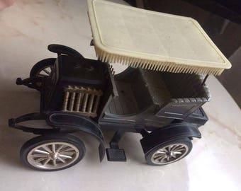 Vintage Jalopy car