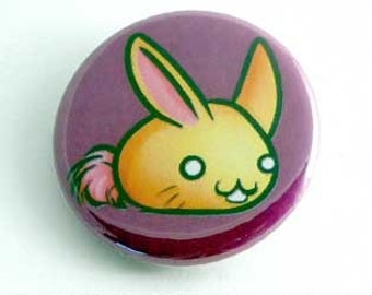 Secret of Mana - Rabite Button
