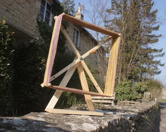 Skein Winder - Wool winder - spinning tool