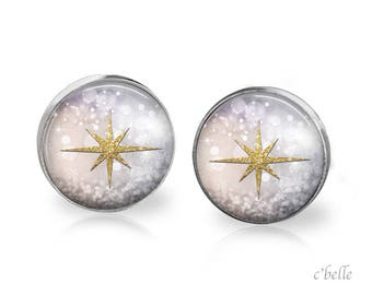 Christmas Earrings Winter-18
