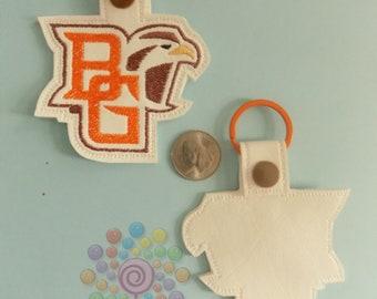 Bowling Green State University Key Fob