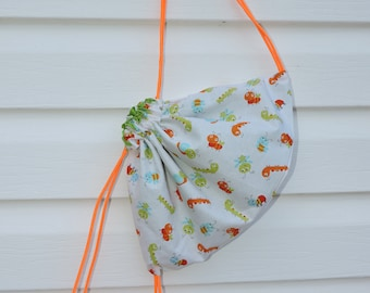 Buggy Business drawstring sack