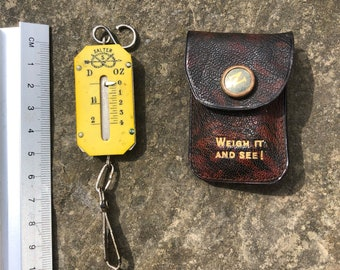Salter mini postal scale