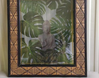 Zen Buddha painting