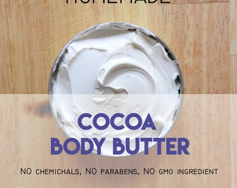 Cocoa Body Butter