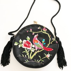 Vintage Cross Body Evening Bag