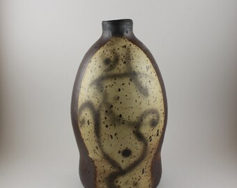 Soda Fired Vessel: ''Abstraction''