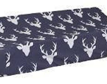 Changing Pad Cover | Deer Buck Forest in Twilight
