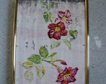 Diplidendia Oil Painting