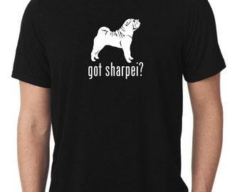 Got Sharpei T-Shirt v2 T1076
