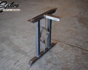 Farmhouse Table Legs Metal Table Legs Dining Table Legs - Metal conference table legs