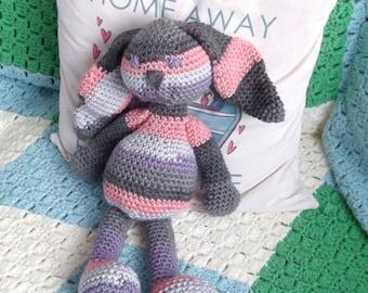 PATTERN DOWNLOAD | Flopsy Rabbit Crochet Pattern