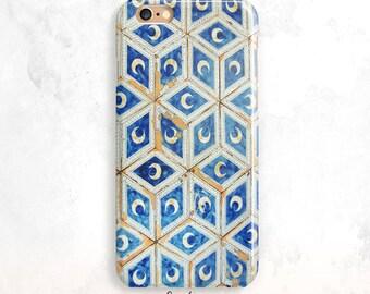 iPhone 8 Case, Mosaic iPhone 6S Case, iPhone X Case, iPhone 8 Plus, iPhone 5 Case, Blue Mosaic iPhone 6 Case, Mosaic iPhone 7 Case, iPhone 8