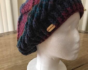 Woman's warm winter beanie