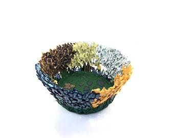 Butterfly Tree Bowl