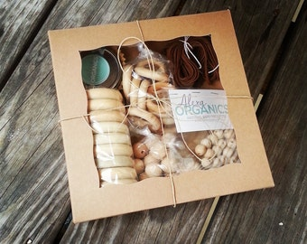 DIY Natural Maple Wooden Nursing / Teething Necklace Kit