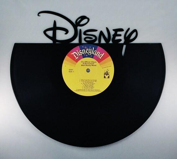 DISNEY Vinyl Record Wall Art