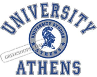 University of Athens Greece Sweatshirt