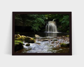 Waterfall - Original Photographic Print