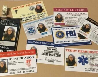 Personalised Supernatural IDs