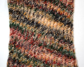 Illy: unisex wool Scarf multicolor