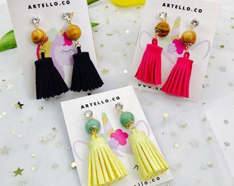 Eve Tassel Earrings