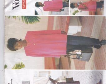 Vogue 1559 Vintage Pattern Womens Maternity Jacket,  Dress, Tunic Top, Pants and Skirt  Size 18,20,22 UNCUT